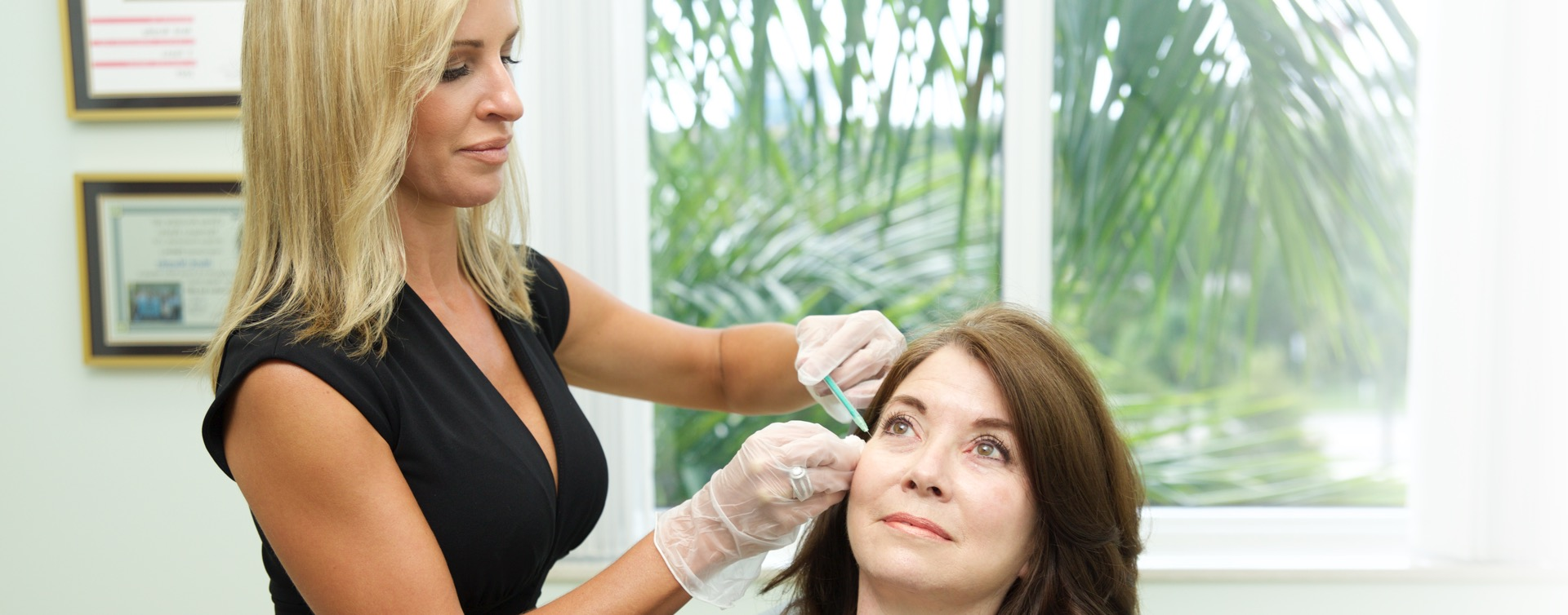 BOTOX Boca Raton and West Palm Beach